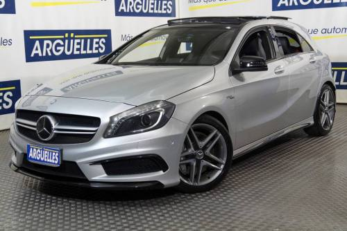 Mercedes Benz A 45 AMG 4Matic 360cv PACK AMG NIGHT coche de segundamano