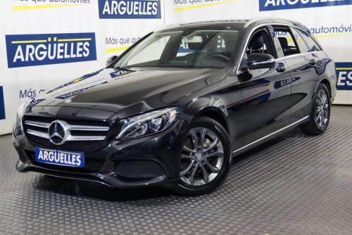 Mercedes Benz C 220d Estate Aut Avantgarde coche de segundamano