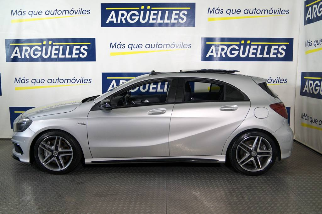 Mercedes Benz A 45 AMG 4Matic 360cv PACK AMG NIGHT