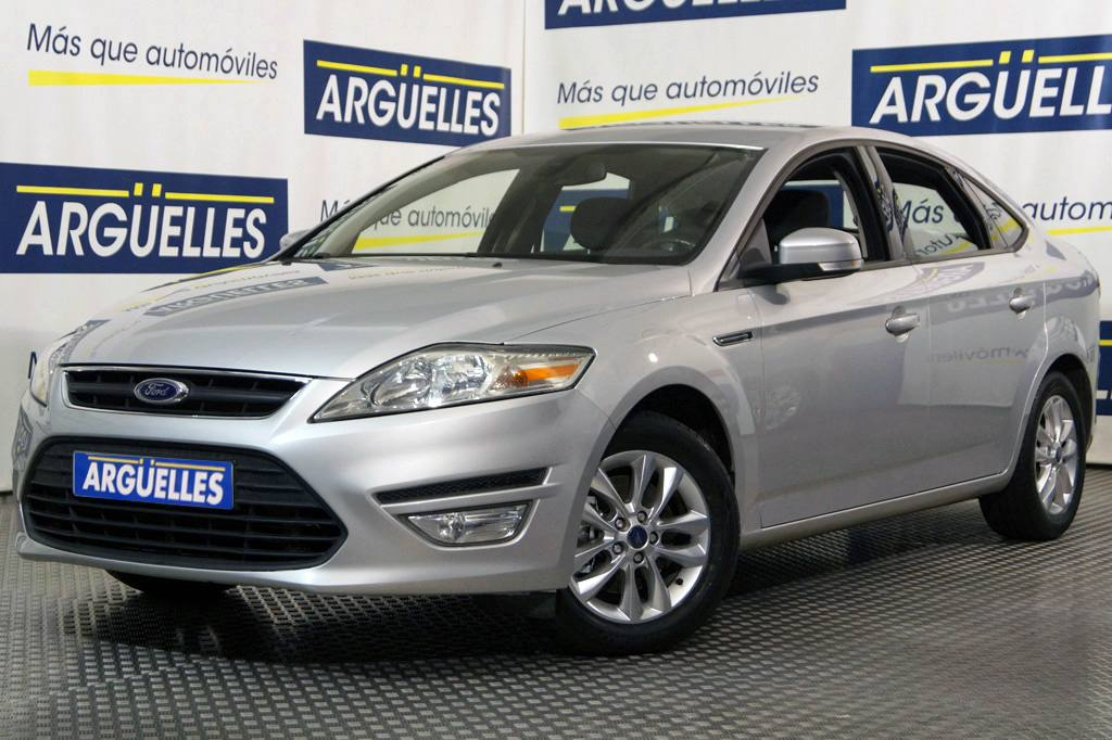 Ford Mondeo 1.6 TDCi 115cv ECOnetic