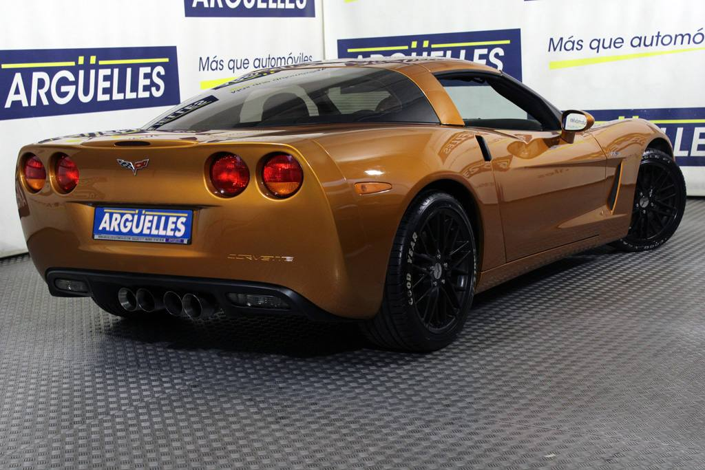 Corvette 6.0 V8 404cv Coupé Targa Pack Z51