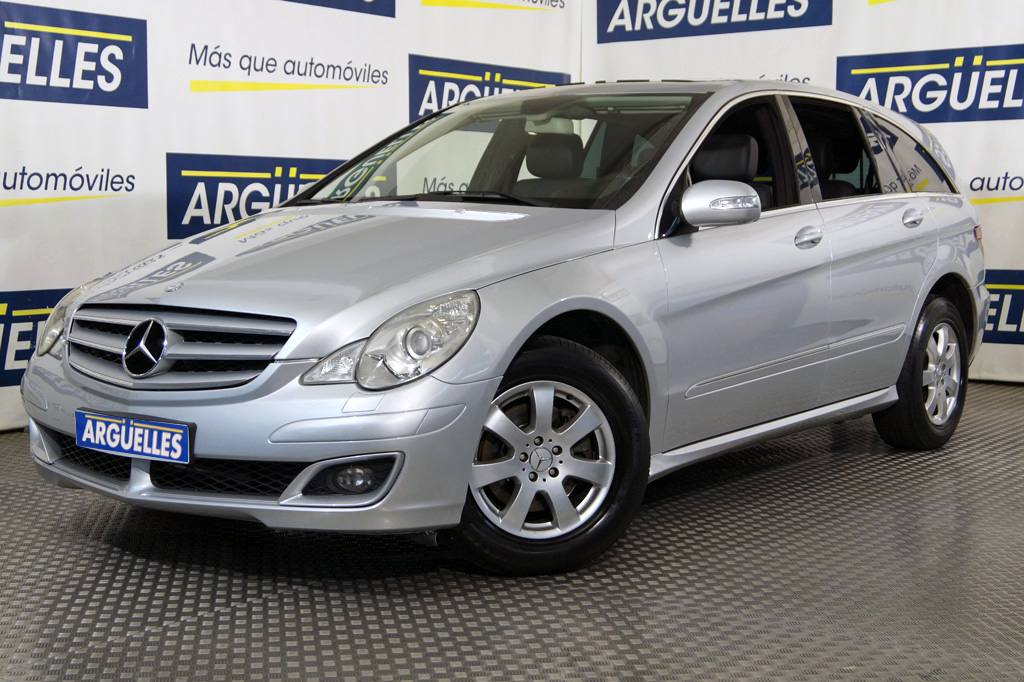 Mercedes Benz R 320 CDI 4Matic 6Plazas