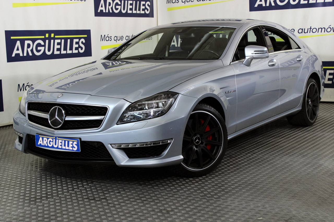 Mercedes Benz CLS 63 AMG S 585cv 4MATIC