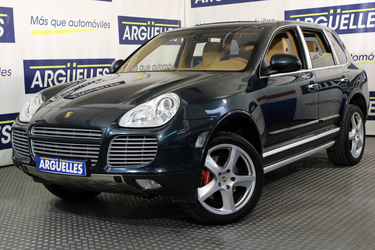 Porsche Cayenne Turbo 450cv IMPECABLE