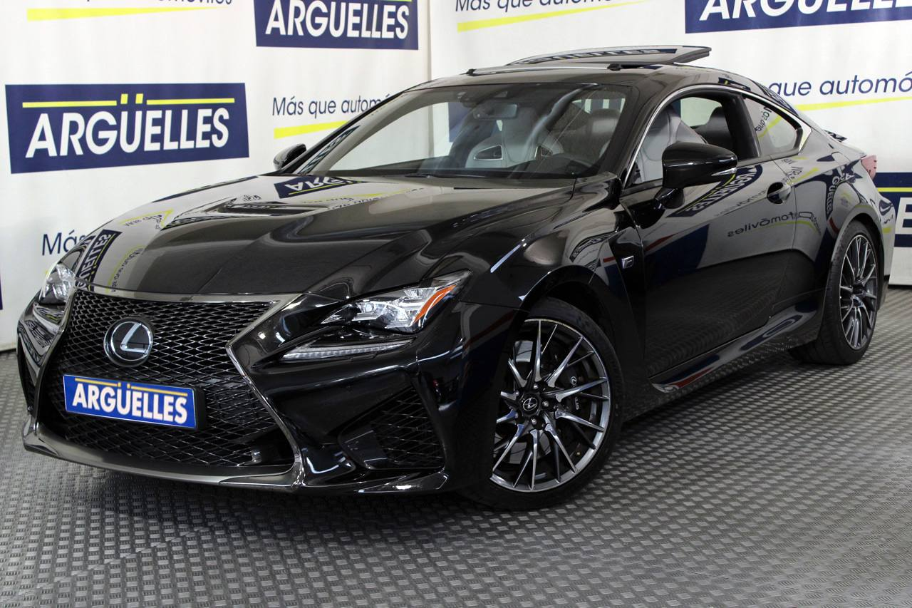 Lexus RC F Luxury 477cv Nacional