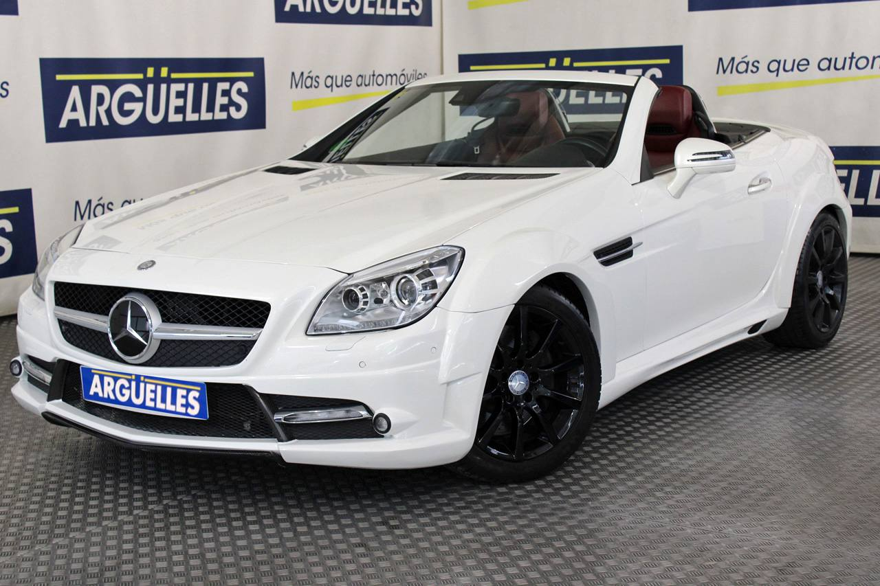 Mercedes Benz SLK 350 306cv AMG Widebody Expression R