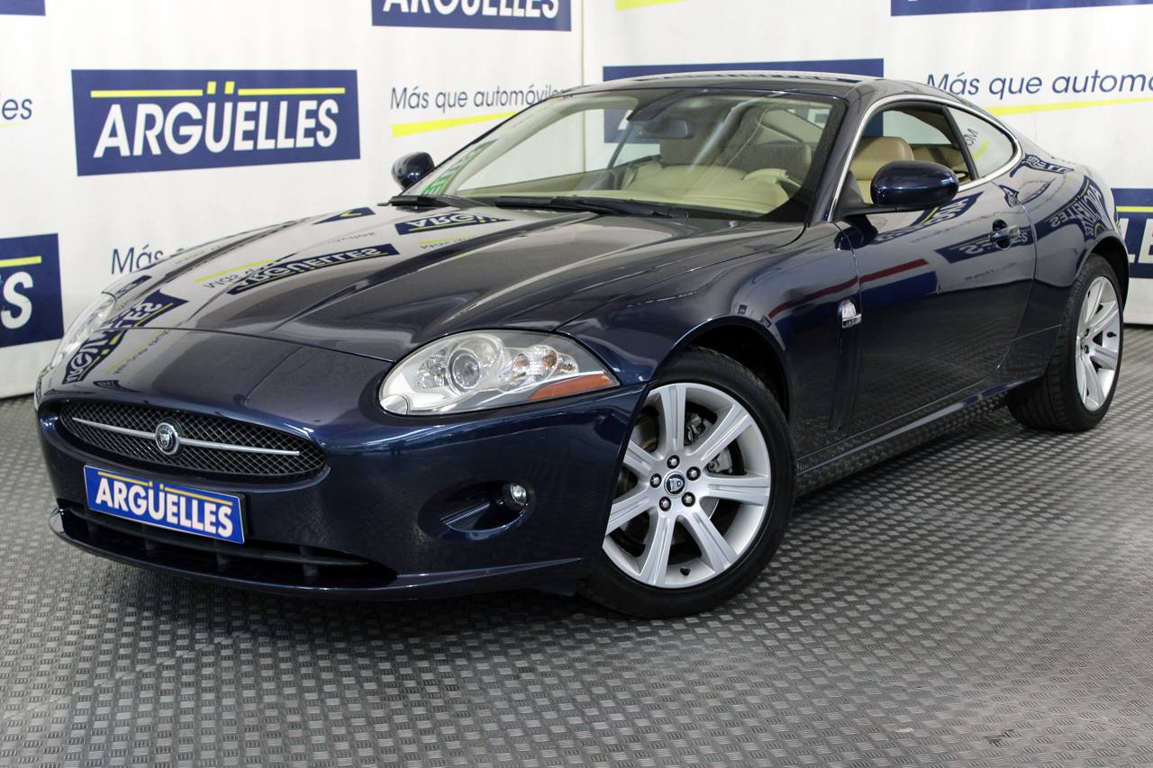 Jaguar XK 4.2 V8 Coupe 298cv IMPECABLE