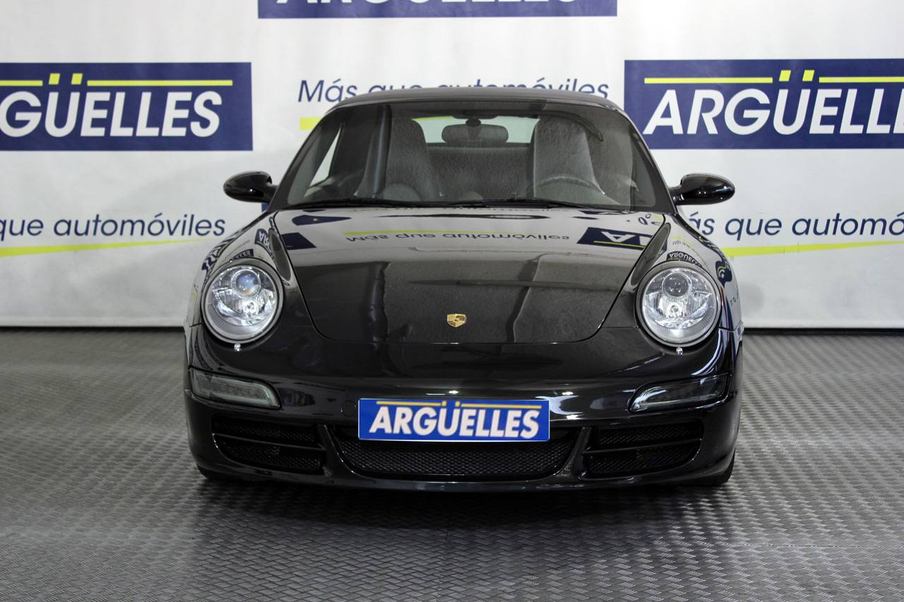 Desafío Duquesa Refrigerar  Porsche 911 Carrera 4 Cabrio AUT IMPECABLE FULL EQUIPE ocasión MADRID