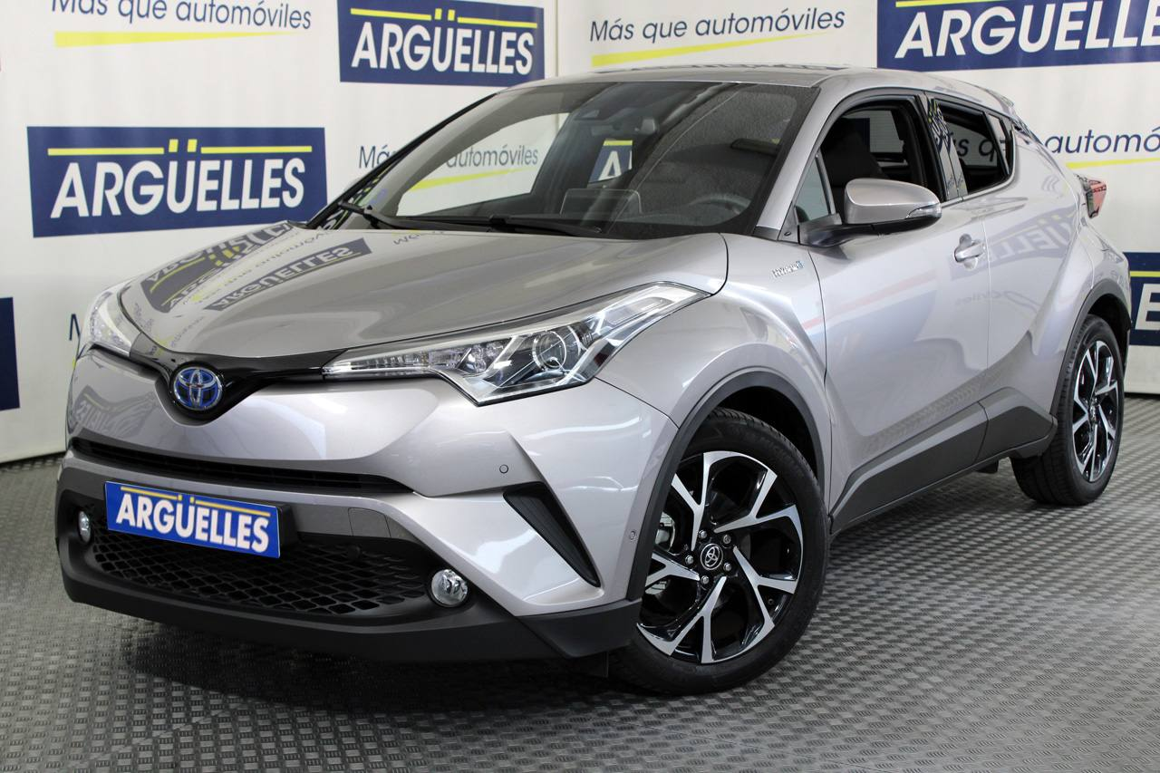 Toyota C-HR Hybrid Advance Pack Plus