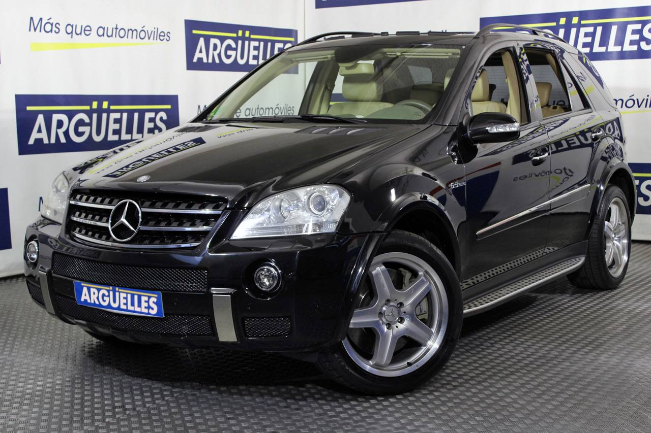 Mercedes Benz ML 63 AMG 510cv FULL EQUIPE Nacional