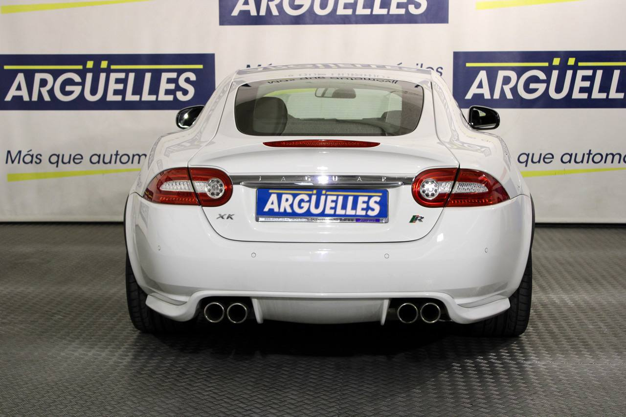 Jaguar XKR V8 SC Coupe Special Edition 510cv Speed Pack