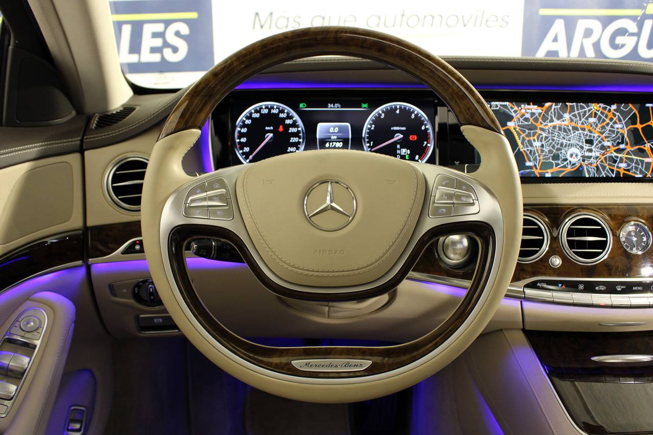 Mercedes Benz S 500 Nacional IMPECABLE