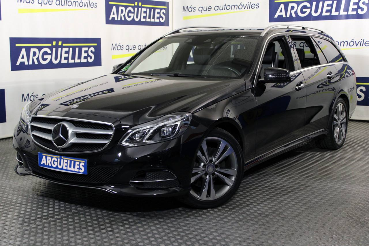 Mercedes Benz E 350 4Matic Estate 306cv Avantgarde 7G Plus