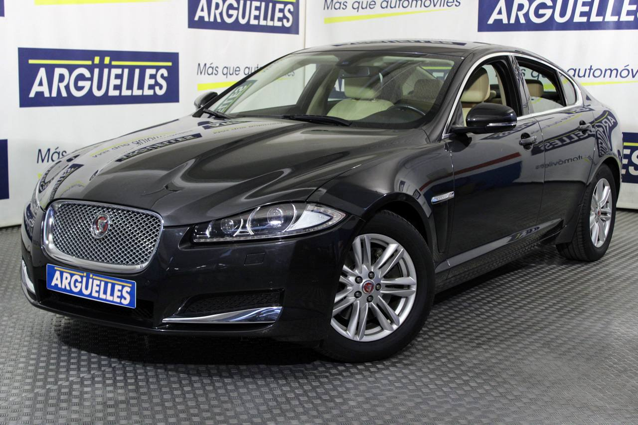 Jaguar XF 2.2D Luxury 200cv
