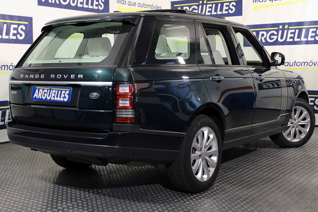 Land Rover Range Rover 5.0 V8 Supercharged Autobiography 510cv