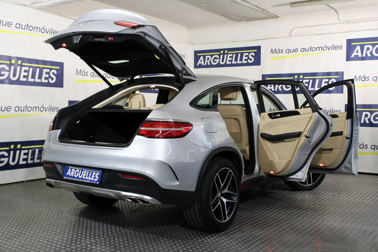 Mercedes Benz GLE 450 AMG 4MATIC Coupé
