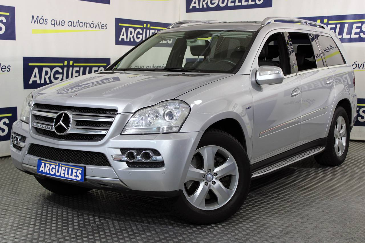 Mercedes Benz GL 350 CDI 7PLAZAS 4Matic