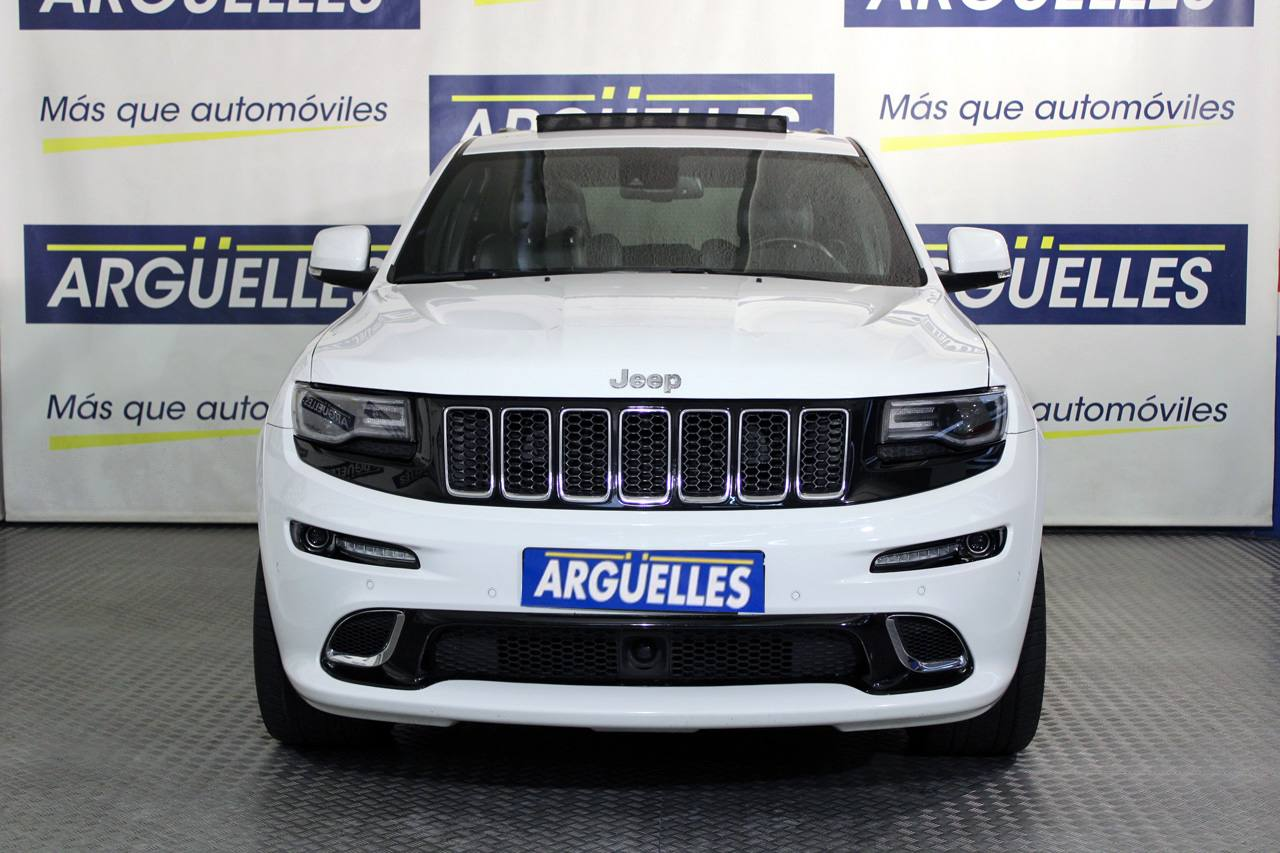 Jeep Grand Cherokee SRT 468cv 6.4 V8 HEMI IVA Deducible