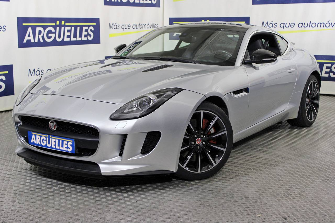 Jaguar F-Type Coupé 3.0 V6 S/C 340cv Aut
