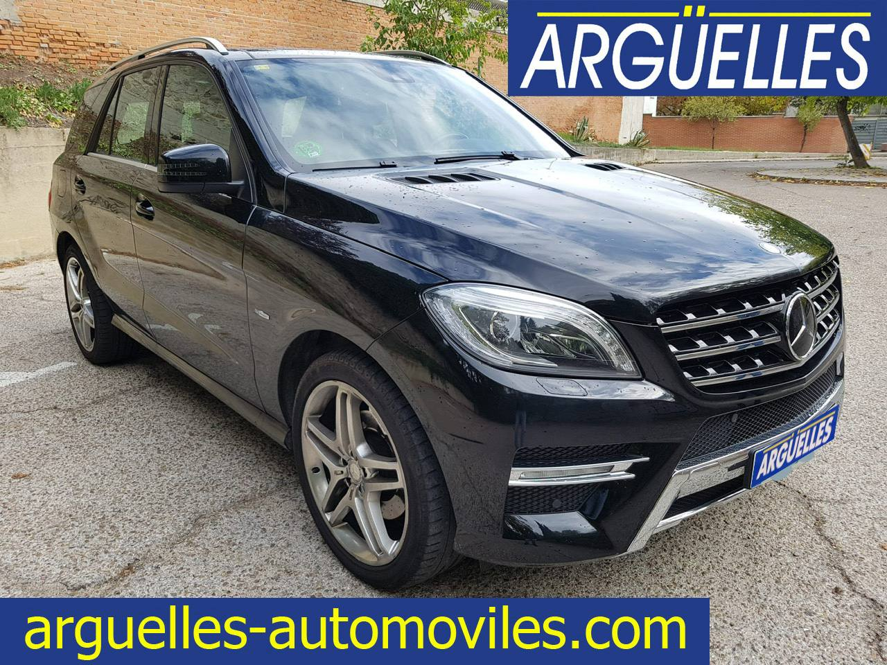 Mercedes Benz ML 350 d AMG FULL EQUIPE 258cv 4Matic