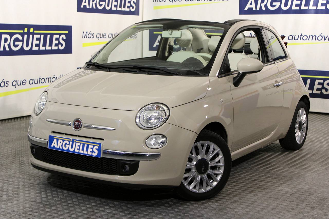 Fiat 500C Lounge 0.9 Turbo TwinAir 105cv