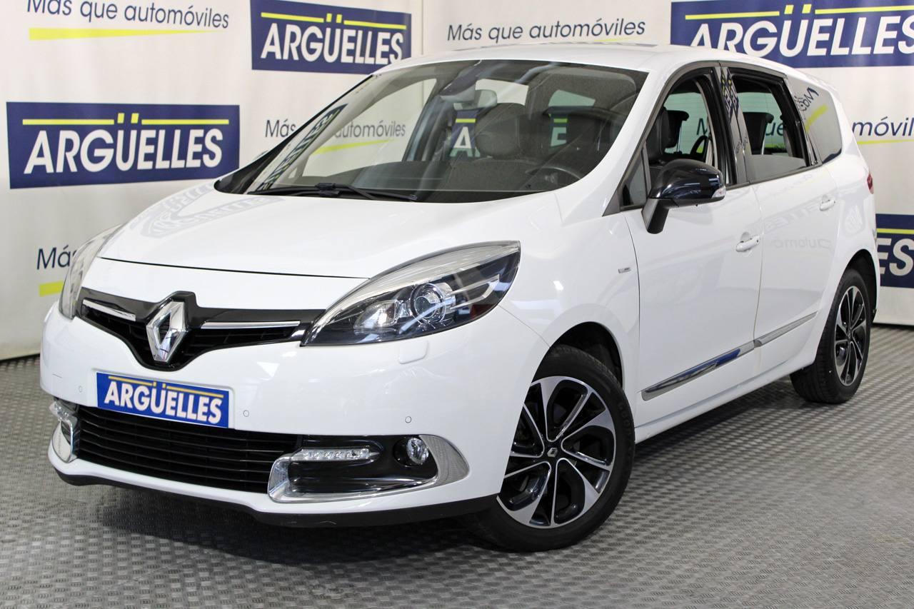 Renault Grand Scénic Bose Edition dCi 110 EDC 7 plazas