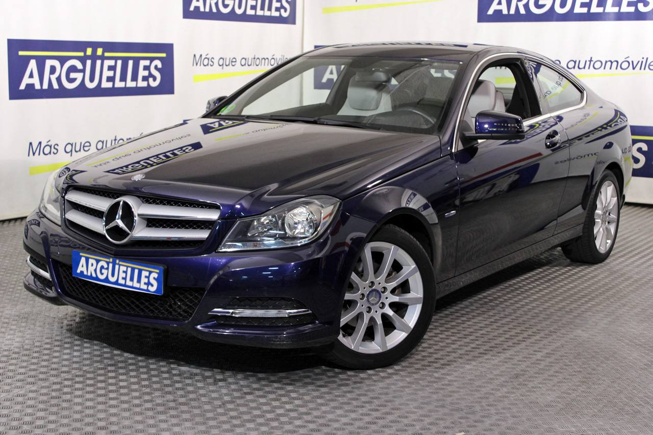 Mercedes Benz C 180 Coupe BlueEfficiency AUT 157cv