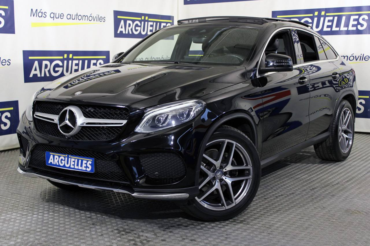 Mercedes Benz GLE Coupe 350d 4Matic AMG Line