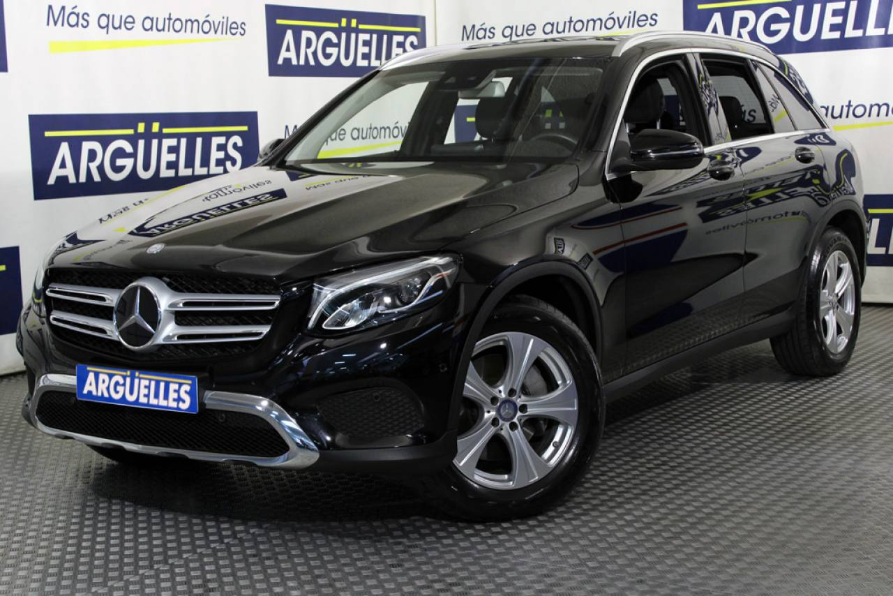 Mercedes Benz GLC 220d 4Matic 170cv