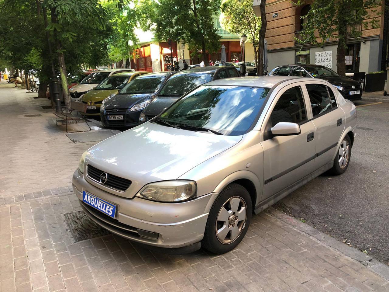 eje Pelágico De Verdad  Opel Astra 1.8 125cv ocasión MADRID