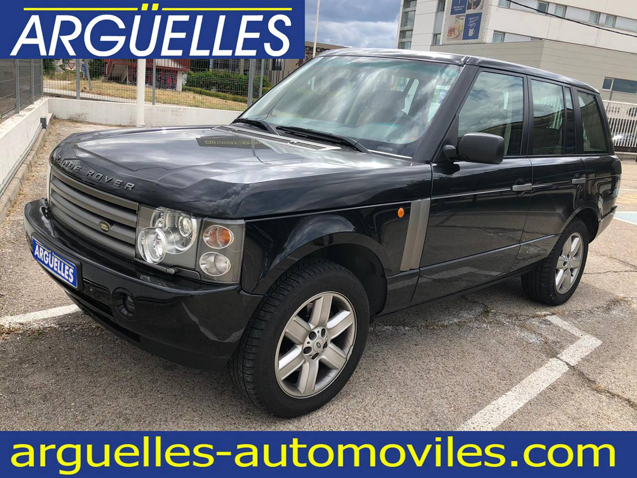 Land Rover Range Rover 4.4 V8 Vogue IMPECABLE