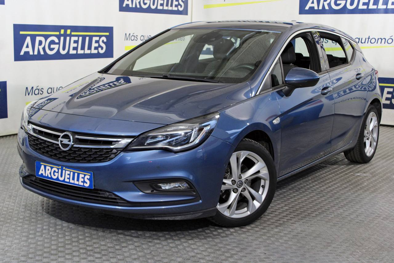 Opel Astra 5p Dynamic 1.4 Turbo 125cv