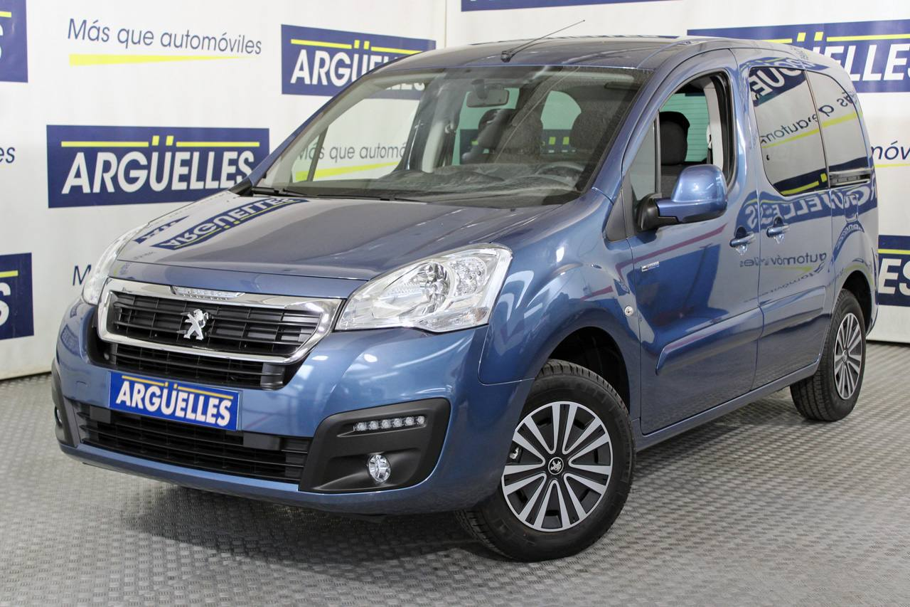 Peugeot Partner Tepee Electric Active