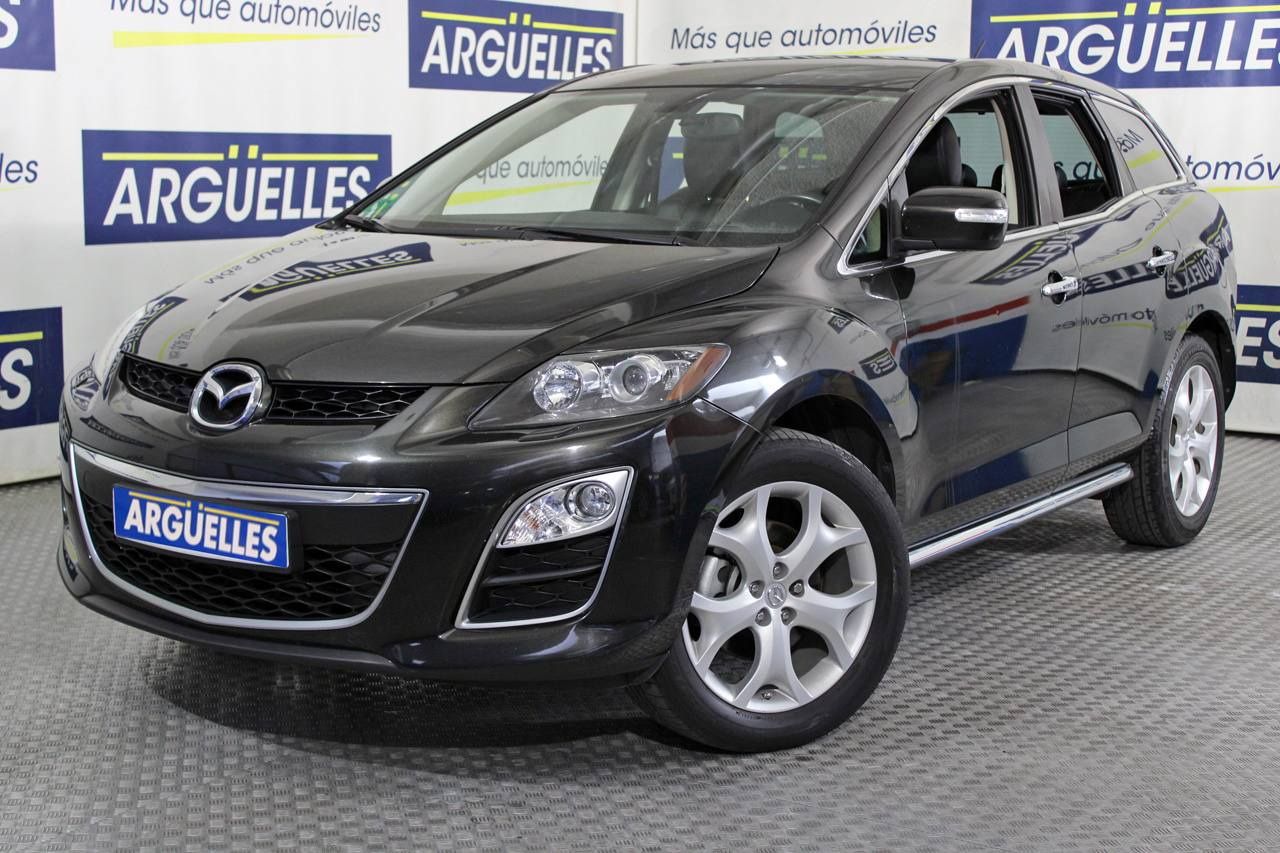 Mazda CX7 2.3 DISI 260cv Luxury