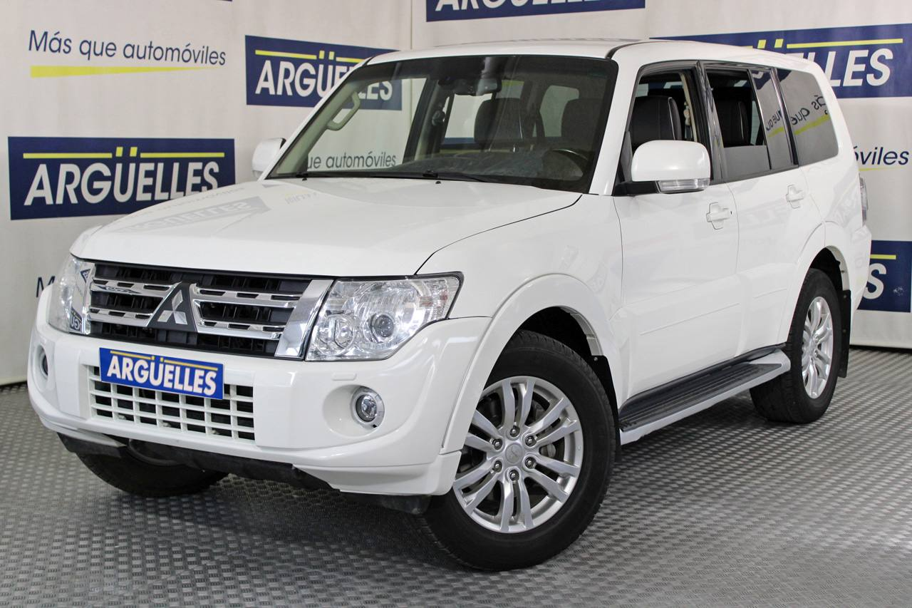 Mitsubishi Montero 3.2 DiD Motion 200cv AUT 7 Plazas