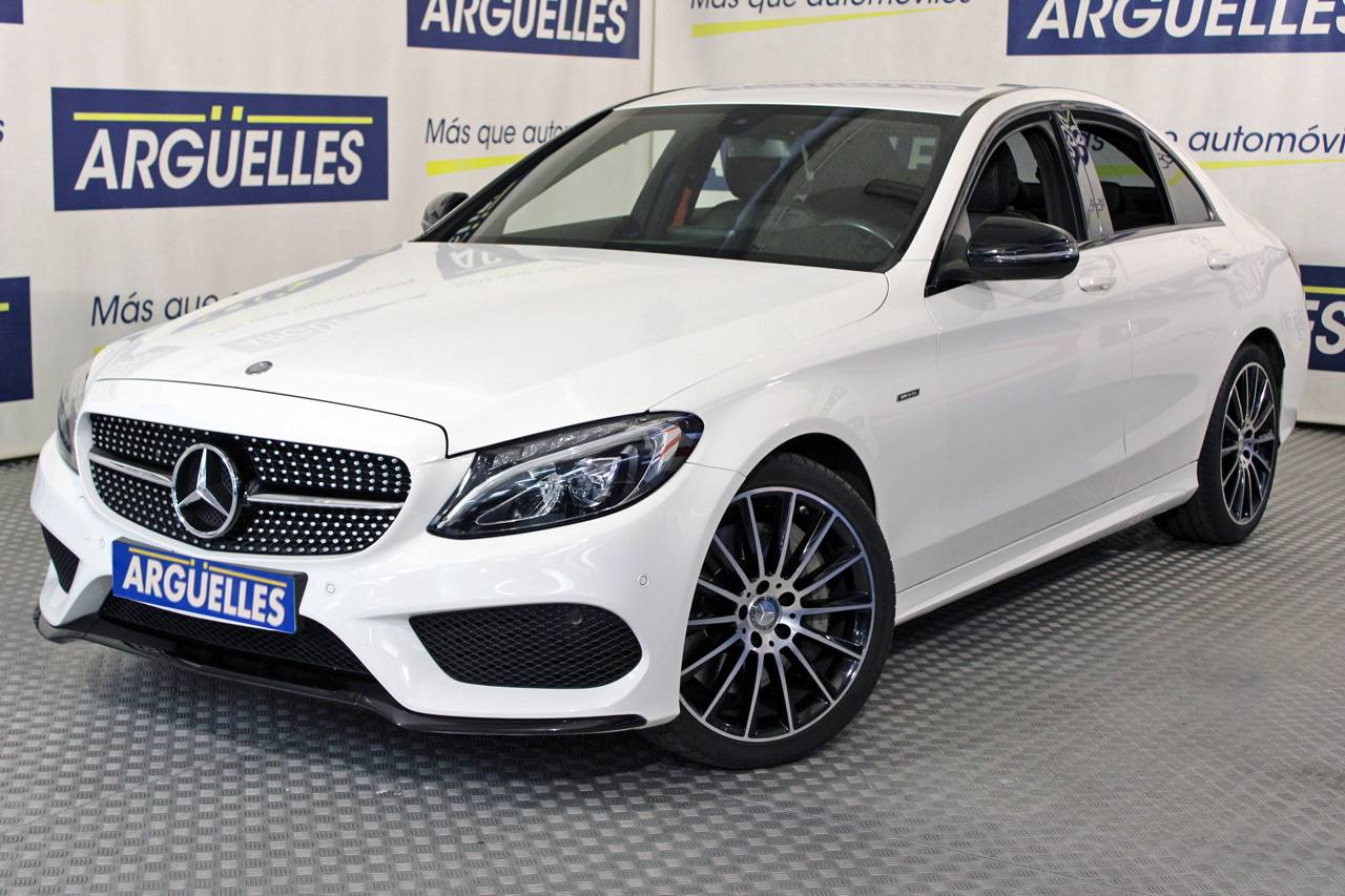 Mercedes Benz C 43 AMG 4Matic 367cv