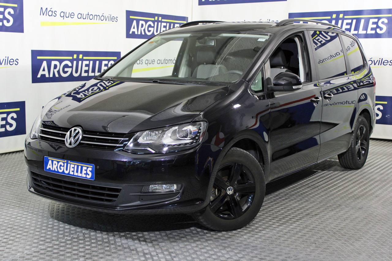 Volkswagen Sharan Travel 2.0 TDI 140cv Bluemotion Tech 7Plazas