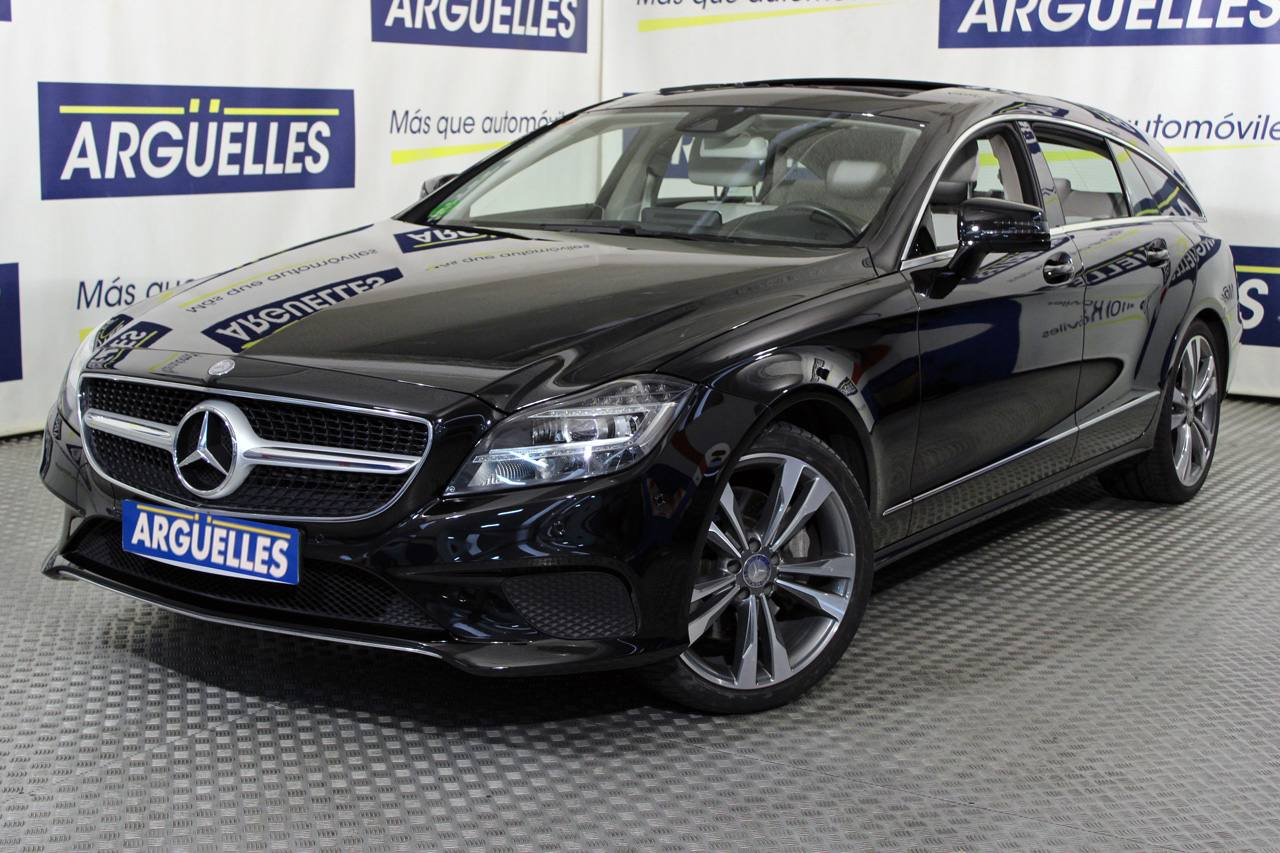 Mercedes Benz CLS 350d Shooting Brake 4Matic 258cv