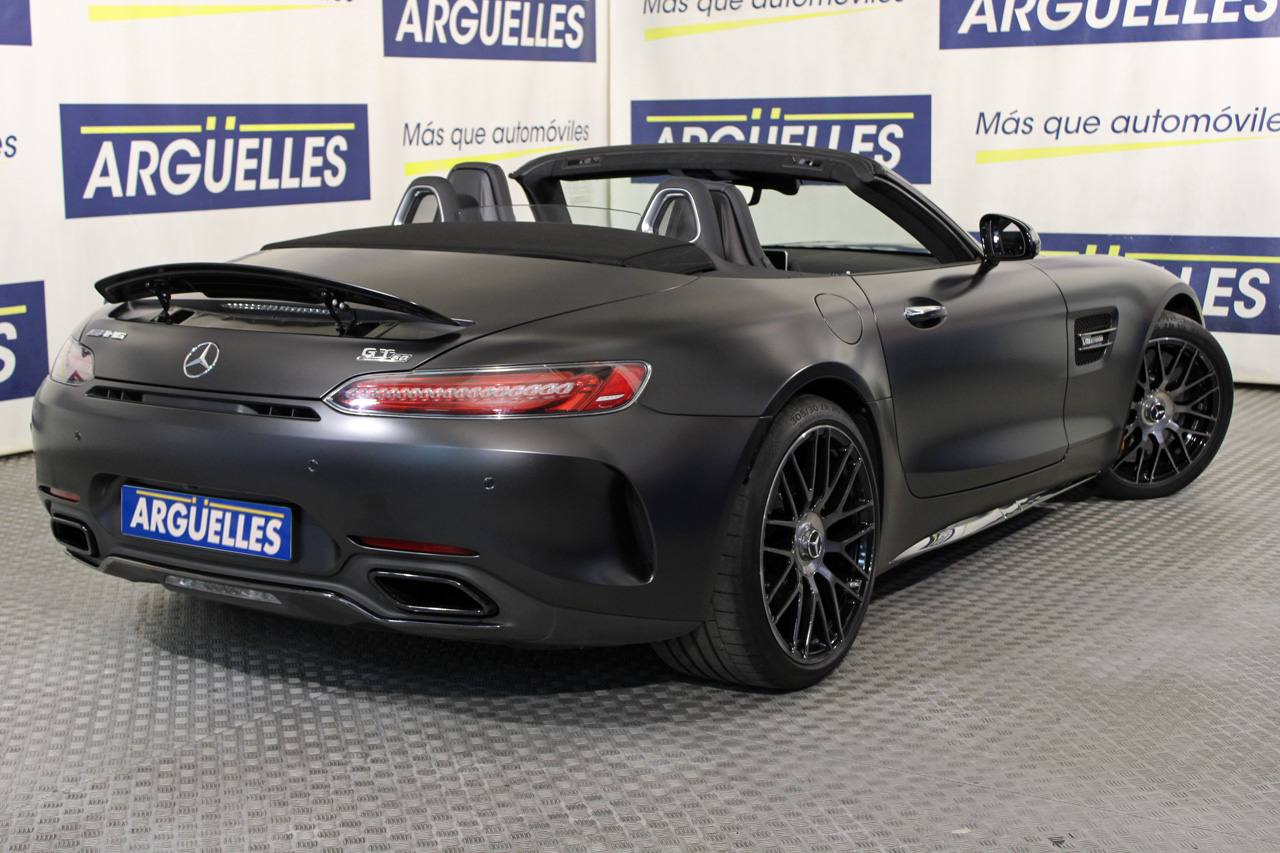 Mercedes Benz AMG GT C Roadster Edition 50 4.0 V8 Biturbo
