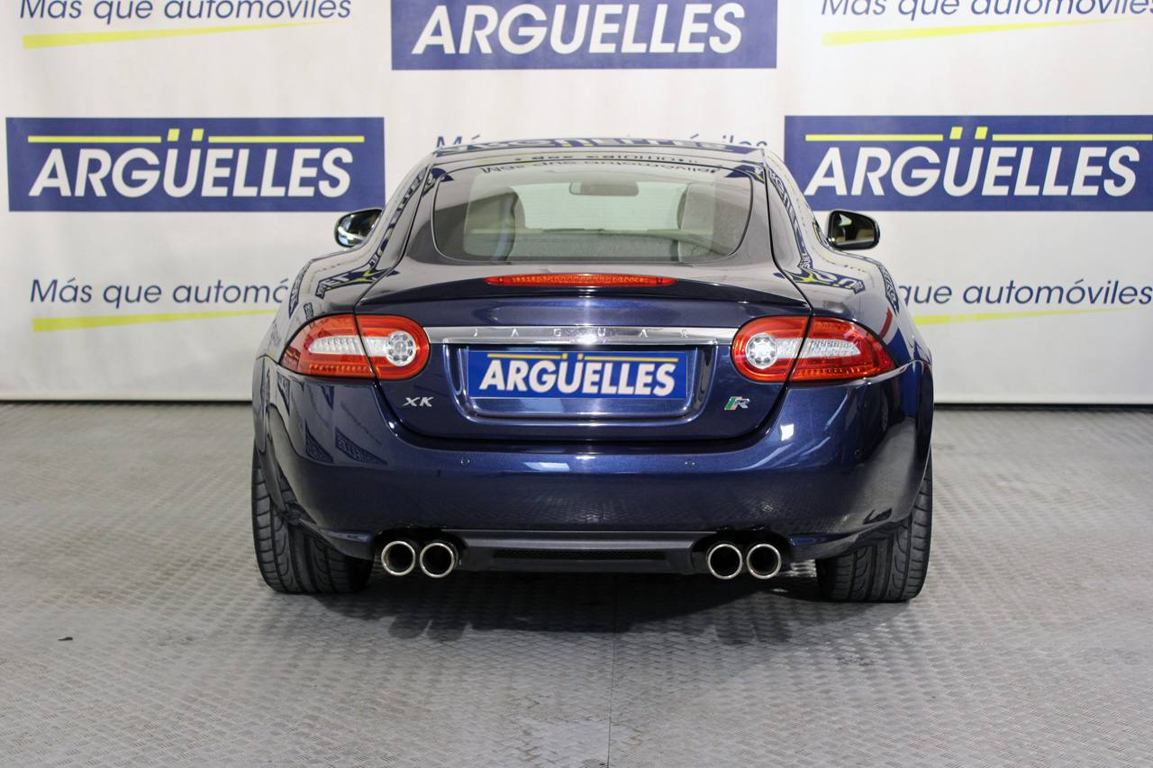 Jaguar XKR 5.0 V8 Supercharged 510cv