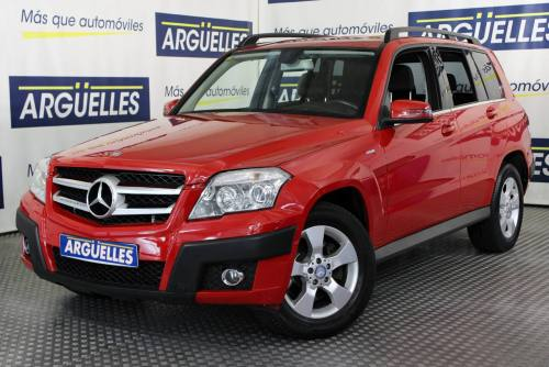 Mercedes Benz GLK 220 CDI 4Matic AUT Bluefficiency coche de ocasión