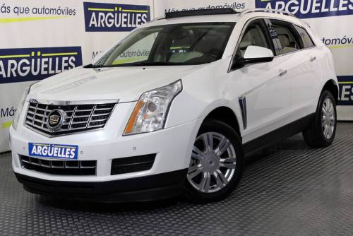 Cadillac SRX 3.6 V6 Luxury 313cv coches lujo Madrid