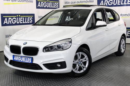 BMW 218dA Active Tourer 150cv Advantage coche de ocasión