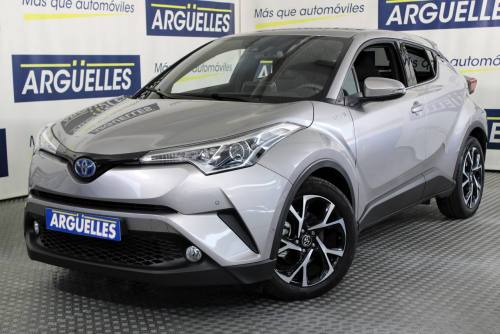 Toyota C-HR Hybrid Advance Pack Plus coche de ocasión