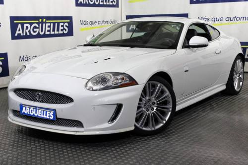 Jaguar XKR V8 SC Coupe Special Edition 510cv Speed Pack coche de ocasión