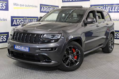 Jeep Grand Cherokee SRT 6.4 V8 HEMI 468cv