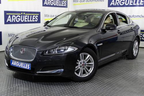 Jaguar XF 2.2D Luxury 200cv  coches de ocasión