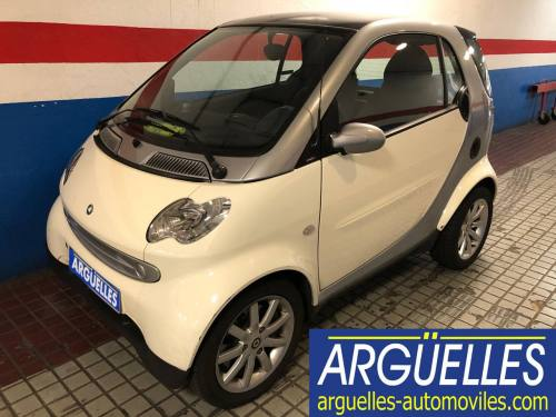 Smart Fortwo coupé 45 passion coche de ocasión