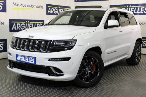Jeep Grand Cherokee SRT 468cv 6.4 V8 HEMI IVA Deducible coche de ocasión