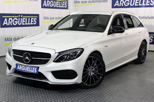 Mercedes Benz Clase C 43 AMG Estate 4Matic 367cv